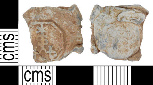 SUSS-7CA7A4: Post Medieval cloth seal