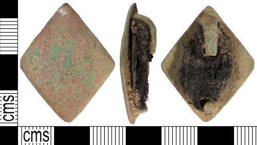 SUSS-7D6712: Post Medieval mount