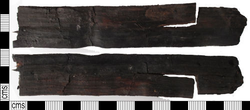 SUSS-9100F6: Possible furniture fragment - part of piece 1