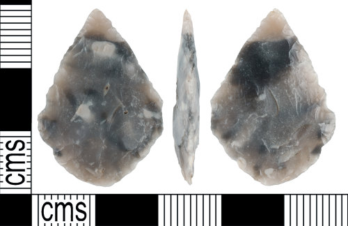 A resized image of Neolithic : arrowhead