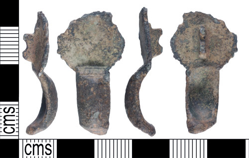 A resized image of Early Medieval : brooch