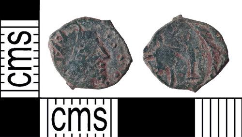 YORYM-C0CCFB: Roman : coin