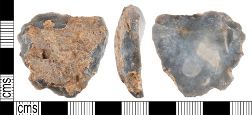 YORYM-E64C2B: Neolithic : scraper