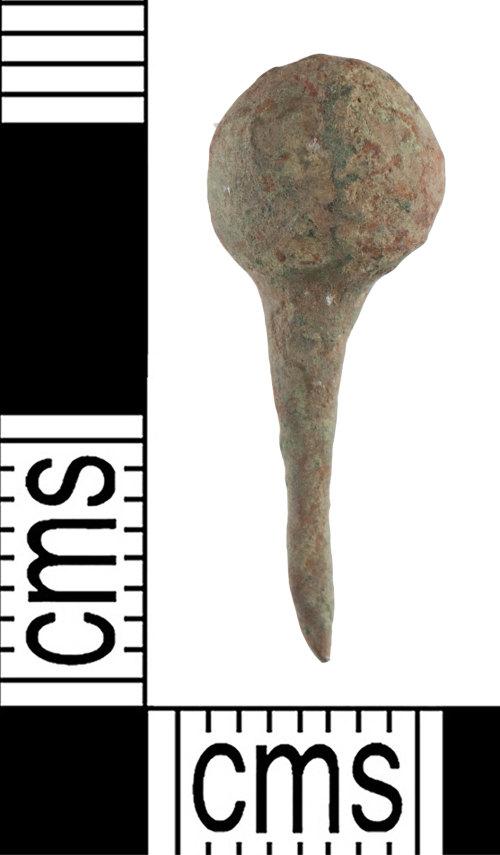 YORYM-8E158E: Early Medieval : pin