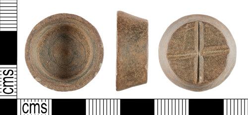 YORYM-C70316: Post medieval : weight