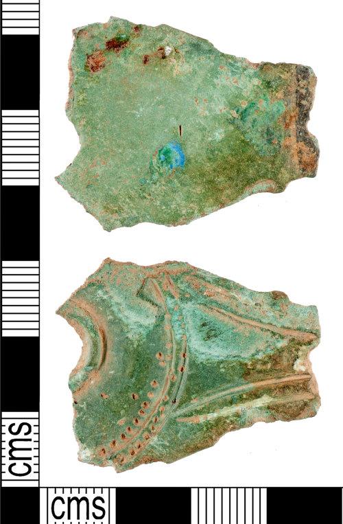 A resized image of Roman : patera