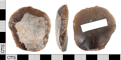 YORYM-E94E6E: Neolithic : lithic implement