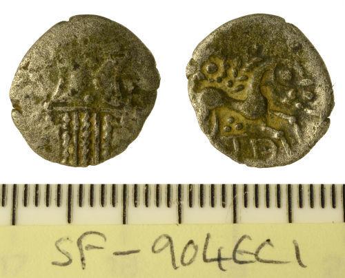 SF-904EC1: Iron Age silver unit