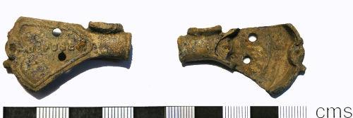 LANCUM-E6A9D2: Post-Medieval-Modern Fragment of a Toy Gun