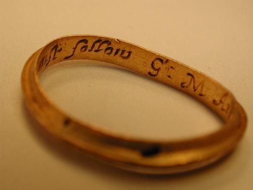 ESS-017515: 2010 T644 Post Medieval Finger Ring