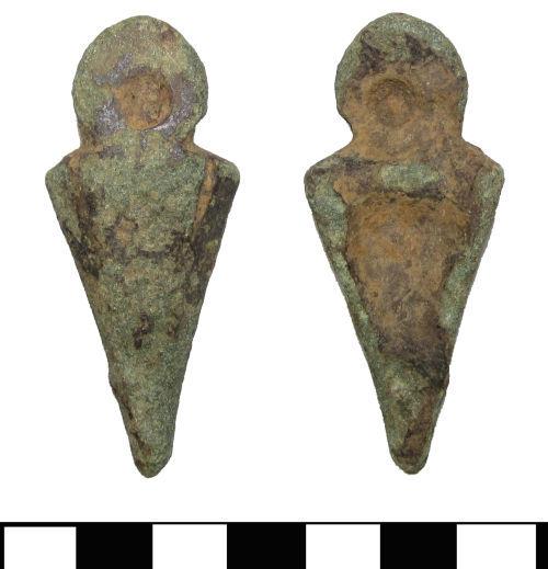 A resized image of Roman vessel mount