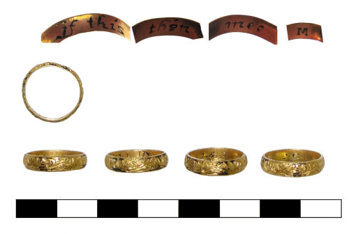 ESS-5D0577: 2011 T877 Post Medieval finger ring