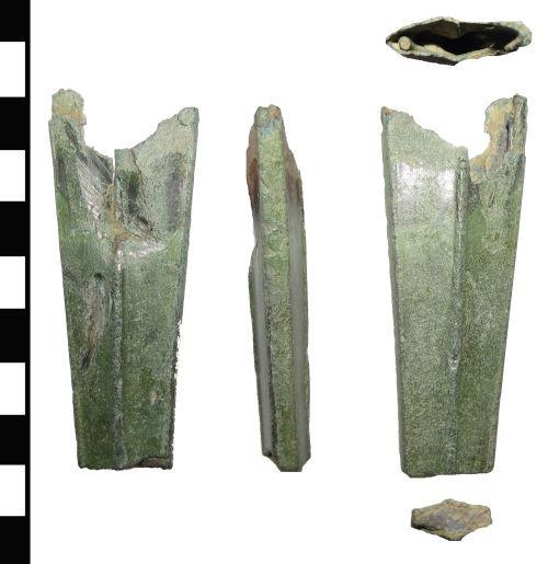 ESS-6B22A3: ESS-6B22A3 Bronze Age scabbard
