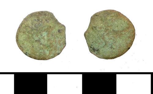 PUBLIC-C27BC8: Roman coin: radiate or nummus