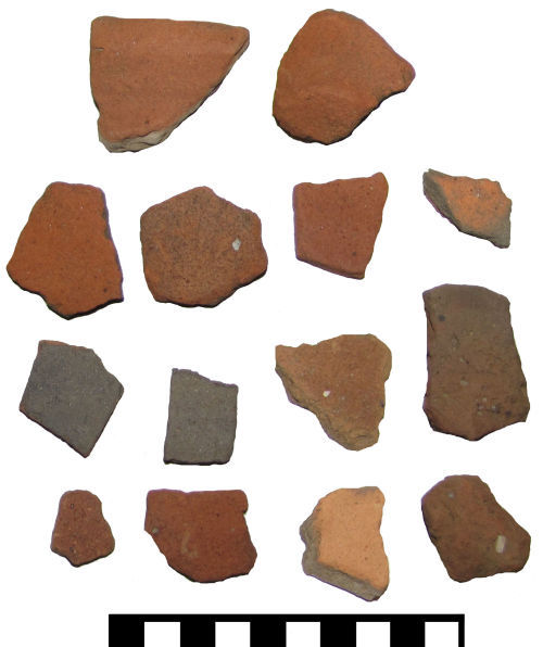 ESS-CE8848: ESS-CE8848 Post Medieval pottery sherds