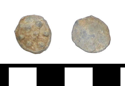 A resized image of ESS-F5F3E7 medieval to post medieval lead token
