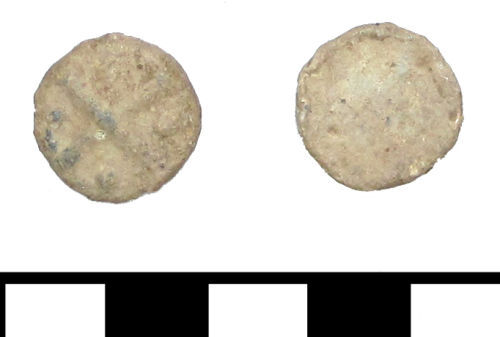 ESS-F60FC4: ESS-F60FC4 medieval to post medieval lead token