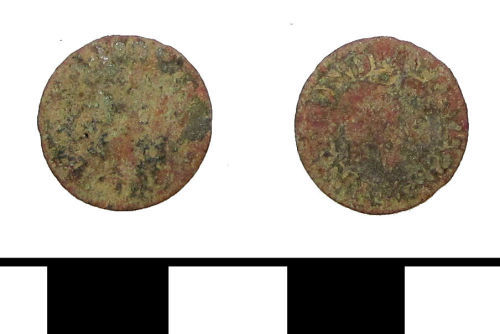 PUBLIC-C29AA6: Post Medieval trade token