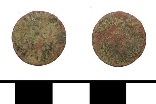 PUBLIC-C29AA6: Post Medieval trade token