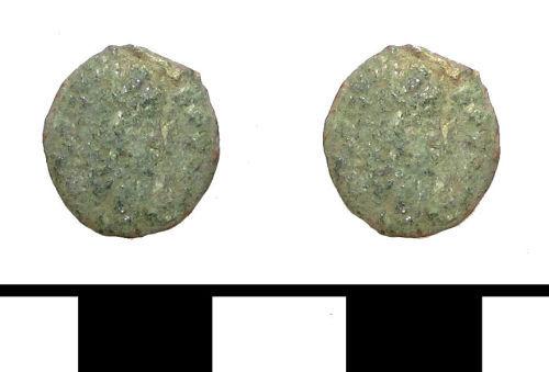 PUBLIC-C29FC0: Roman coin: numus of uncertain emperor