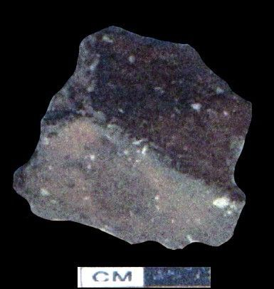 A resized image of KENT-D4DBE5: Early Medeival Anglo-Saxon Vessel Sherd