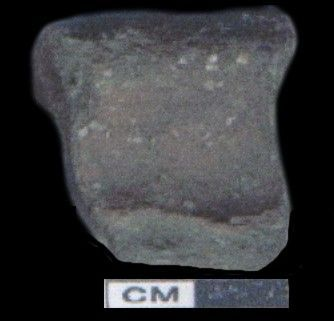 A resized image of KENT-D4D178: Early Medieval Anglo-Saxon Vessel Sherd