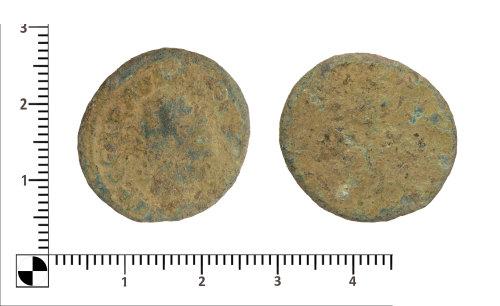 PUBLIC-133492: PUBLIC-133492- copper alloy radiate of Carausius