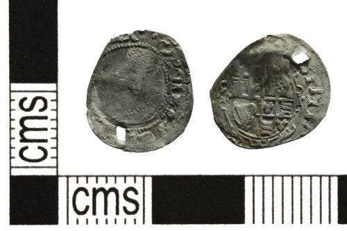 PUBLIC-4CE5AC: PUBLIC-4CE5AC- Post medieva silver penny of CharlesI