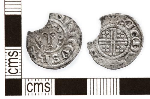 PUBLIC-0D9ED6: PUBLIC-0D9ED6: Silver medieval penny of Henry III