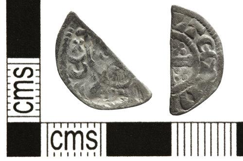 PUBLIC-0C85F1: PUBLIC-0C85F1-silver short cross cut half of John