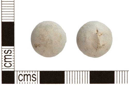 PUBLIC-7F04C6: PUBLIC-7F04C6- Post Medieval Lead Alloy shot