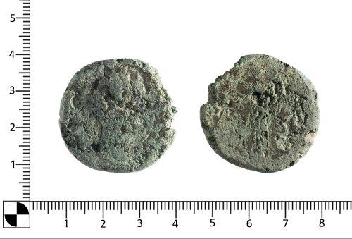 PUBLIC-EB5E47: PUBLIC-EB5E47-Copper alloy Roman Sestertius