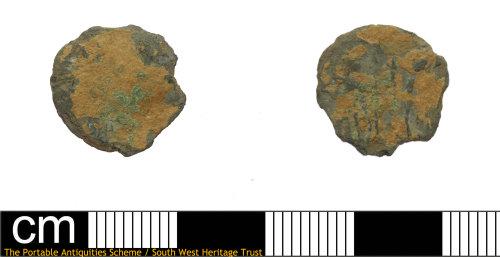 DEV-533E93: Roman coin: nummus of House of Constantine