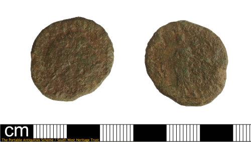 DEV-7BD369: Roman coin: as of Trajan