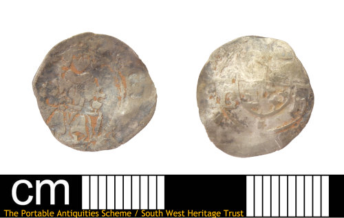 DEV-8BE83A: Post medieval coin: penny of Henry VII