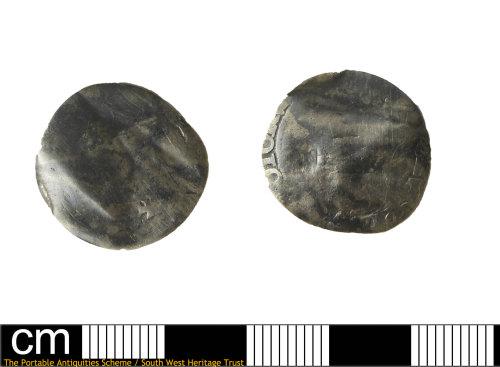 DEV-903593: Post medieval coin: threepence of Elizabeth I