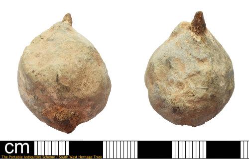 DEV-94A3D8: Roman weight