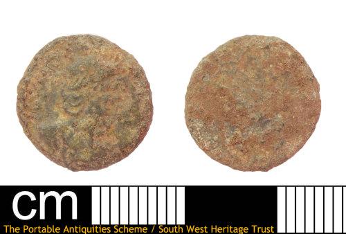 DEV-A76949: Roman coin: nummus of Fausta