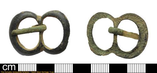 DEV-B943BD: Medieval buckle