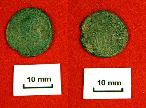 NLM-5E55A0: Roman nummus