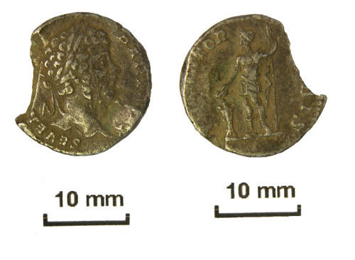 NLM-E50E32: A Roman denarius of Septimius Severus