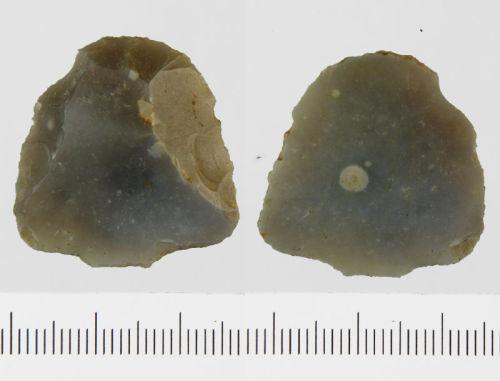 NLM-B08913: Neolithic to Bronze Age Scraper