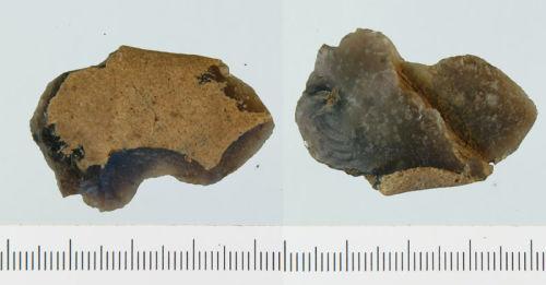 NLM-B09496: Neolithic to Bronze Age Scraper