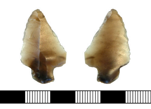 NLM-AEAD60: Late Neolithic to Early Bronze Age Tanged Arrowhead