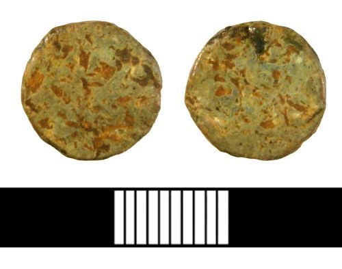 NLM-7DA570: Possibly a Roman Nummus of Uncertain Ruler