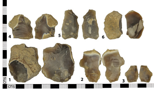 PUBLIC-016D15: Late Neolithic to Early Bronze Age debitage