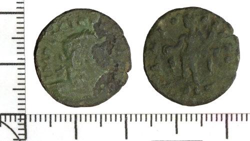 DOR-744369: Roman coin: nummus of Licinius I