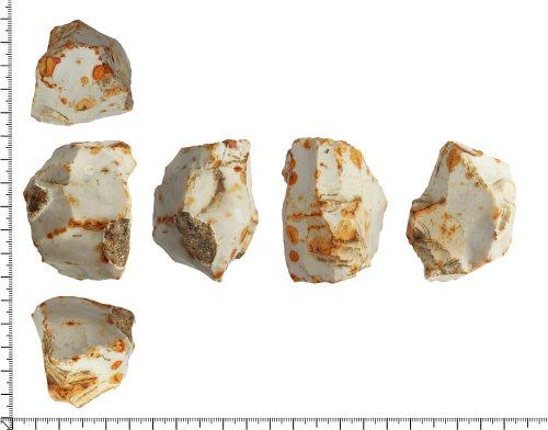 DOR-1E6766: Neolithic bipolar core.