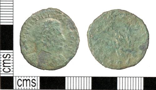 DOR-585578: Nummus of Constantine I
