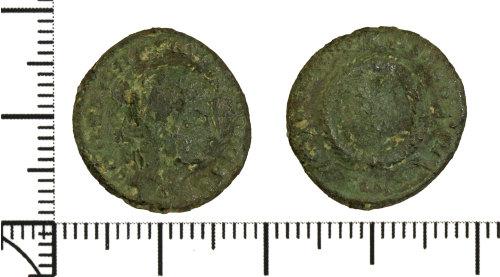 DOR-919AB1: Roman coin: nummus of Constantine II